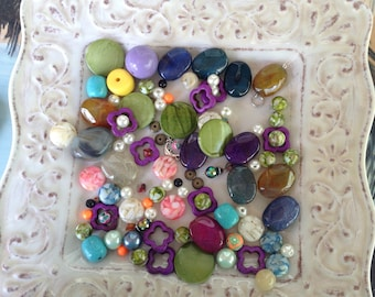 Grab bag of Beads and Findings