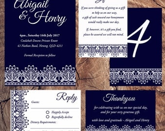 Digital Wedding Invitation
