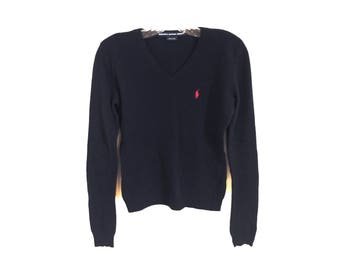 Polo Sport V-neck Sweater