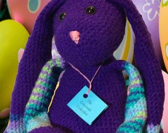 Purple Rain the Rabbit