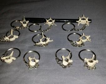 Bone Key Chain