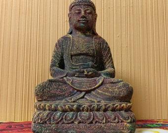 Large Stone Buddha