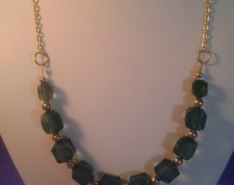 Simply pretty emerald necklace women hobbies4twins