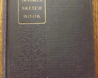 Irving's Sketch Book 1928