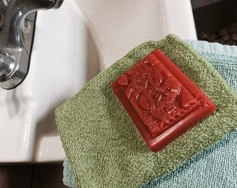 King of Hearts Soap -Mango Tango