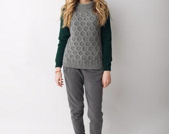 Italian wool sweaters