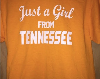 Tennessee Vols Shirts!