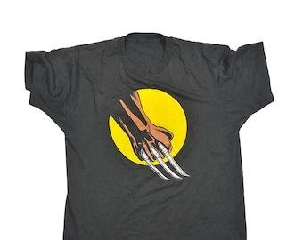 Vintage 1980's Wolverine X-Men T-Shirt
