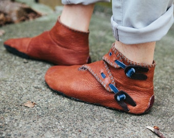 10th Century Turn Shoe Boot