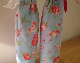 Fabric Bottle Bags