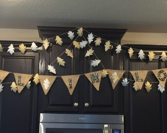 Bridal Shower Decorations/Fall in Love Themed/Bridal Shower Package/Fall Bridal Shower/Autumn Bridal Shower/Fall Party Decorations/Custom
