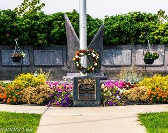 Kenny Field Memorial