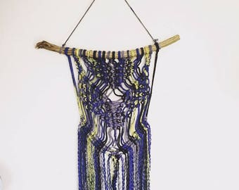 Medium macrame wall hanging