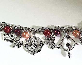 Game Of Thrones Inspired Charm Bracelet