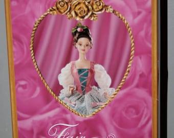Fair Valentine Barbie