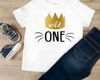 Wild One Birthday. Boy Birthday. Birthday Shirt. 1st birthday shirt. Wild one shirt. Bodysuit. Birthday outfit. First Birthday. Cake Smash.