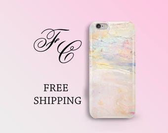 Tender Marble Case iPhone 7 Case iPhone 6s Case Marble Phone Case Watercolor iPhone 5 Case Marble iPhone Case iPhone SE Case Paint Case bbe