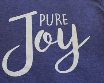 Pure Joy Adult T-Shirt
