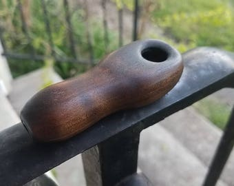 Handmade Wooden Tobacco Pipe