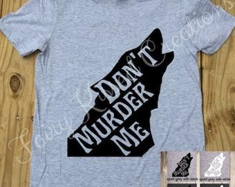 Dire Wolf // Custom T-Shirt // Shirt // Grateful Dead // Lot Shirt // Shakedown Shirt
