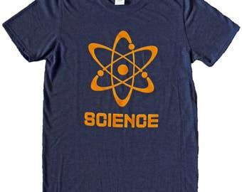 SCIENCE Mens T-Shirt - Sizes S, M, L, XL