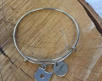 The Katherine Bracelet - Ohio Home Bracelet