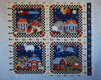 Americana Susan Winget Blocks Fabric Traditions