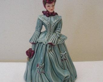 Vintage Florence Ceramics Lady Sarah Figurine