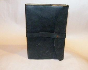 Black Buffalo Wrapped Journal/Sketchbook