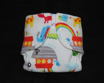 Baby Doll Diaper Noah's Arc - Size Large