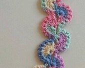 Free Shipping Crochet Victorian Lace Bookmark Doily