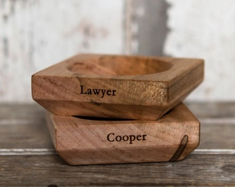 Add Custom Engraving, Custom, Personalization, Name, Message, Quote, Customize, add to Peg and Awl objects! Personalized Gift, Inspirational