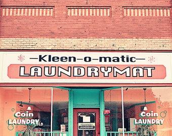 laundry room art, laundry room sign, retro wall art, midcentury art, vintage sign photo, sign photography, laundry room decor, retro art