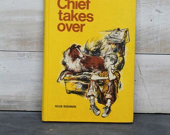 1956 Chief Takes Over,  Weekly Reader Children's Book Club Book