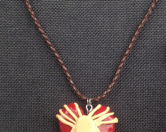 FaceHugger Necklace