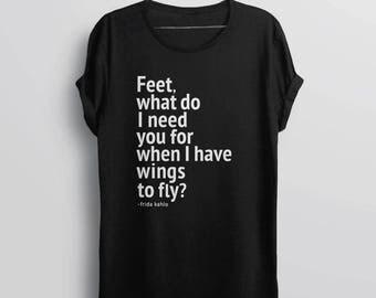 Frida Kahlo Shirt, gift for artist shirt, Frida Kahlo quote, art history shirt, artist gift for art teacher, frida kahlo tshirt with quote