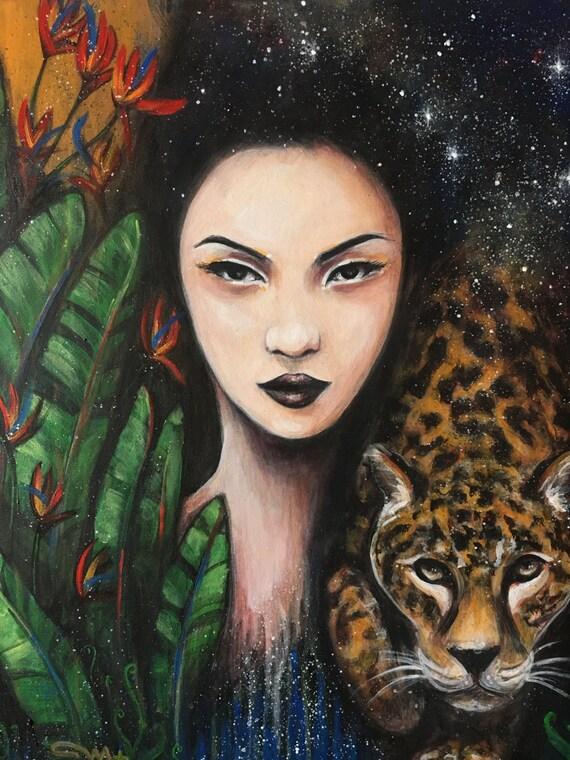 Fierce Beauty by Carrie Martinez