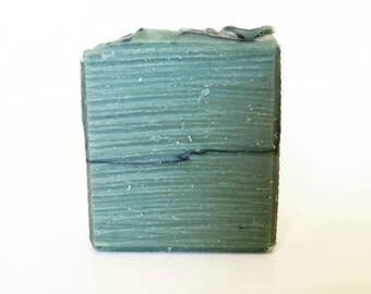 Green Tea Soap, Handmade Soap, Palm Free, Vegan Soap, Marbled soap, Mica Line, Artisan Soap, Farmers Market Soap, Natural