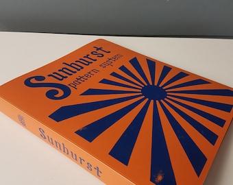 Sunburst Pattern System Binder Vintage 70s Pattern Making Alterations Drafting Sloper