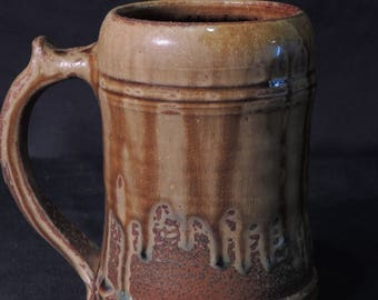 Wood Fired Beer Mug