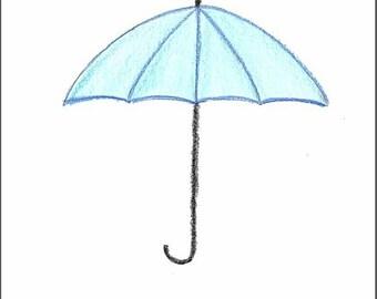 Umbrella - A PCOS Zine - PDF