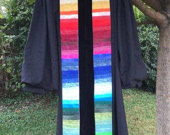 Clergy Stole / Rainbow