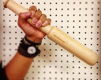 McSology Muddle Mallet- For crushing ice and muddling drinks