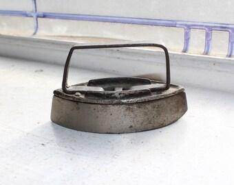 Antique Toy Sad Iron Rustic Farmhouse Decor