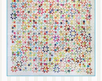 Master Plan Quilt Pattern by Miss Rosie's Quilt Co. - Print Pattern