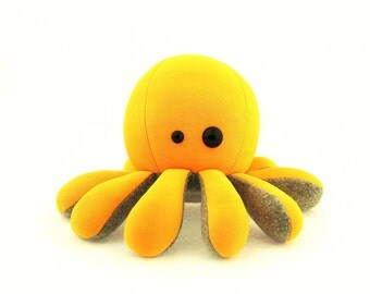 Mikey Octopus Plush