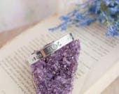 Stay Wild Moon Child Silver Bracelet - Boho Bracelet - Quote Bracelet - Inspirational Quote Cuff - Triple Goddess Cuff - Moon Bracelet
