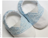 Baby Shoe Pattern - Cool Dude - Sizes 1 to 5