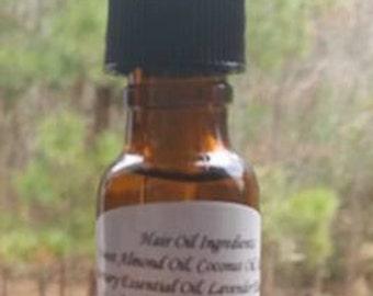 Herbal Hair Oil, Hot Oil, Indian Hair Oil, Sealing Oil, Natural Hair Oil, Hot Oil Treatment - Mint