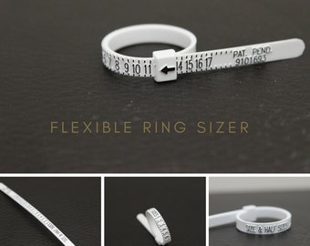 Reuseable Ring Sizer Without Registered Airmail Tracking